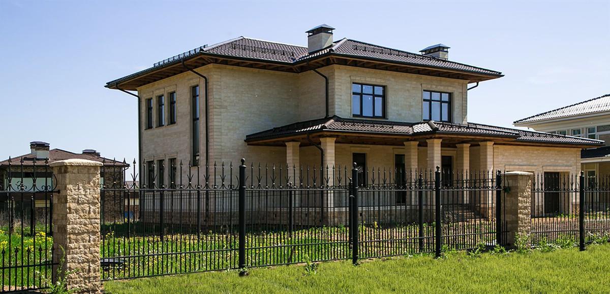 Продается дом в поселке Мэдисон Парк, под отделку