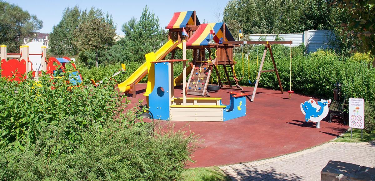 Детская площадка №2, поселок Мэдисон Парк