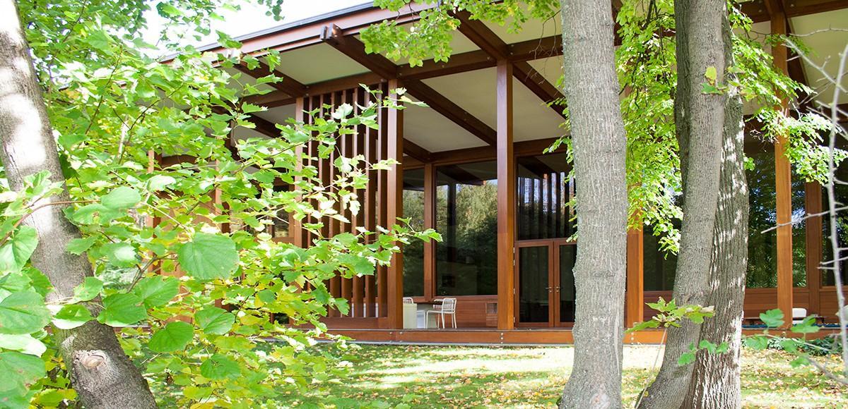 Дом у 10 лунки продается в курорте Пирогово