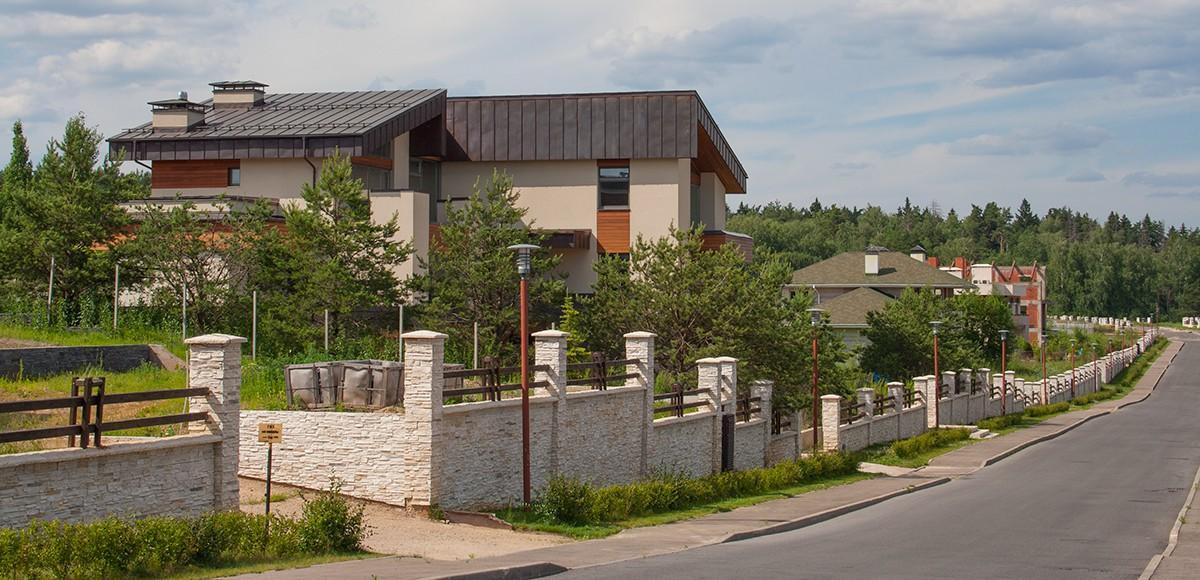 Загородная резиденция в КП Кристалл Истра